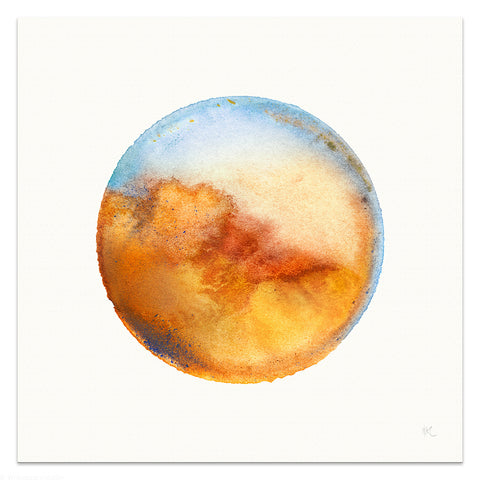 ECLIPSE 3|XIV limited edition print