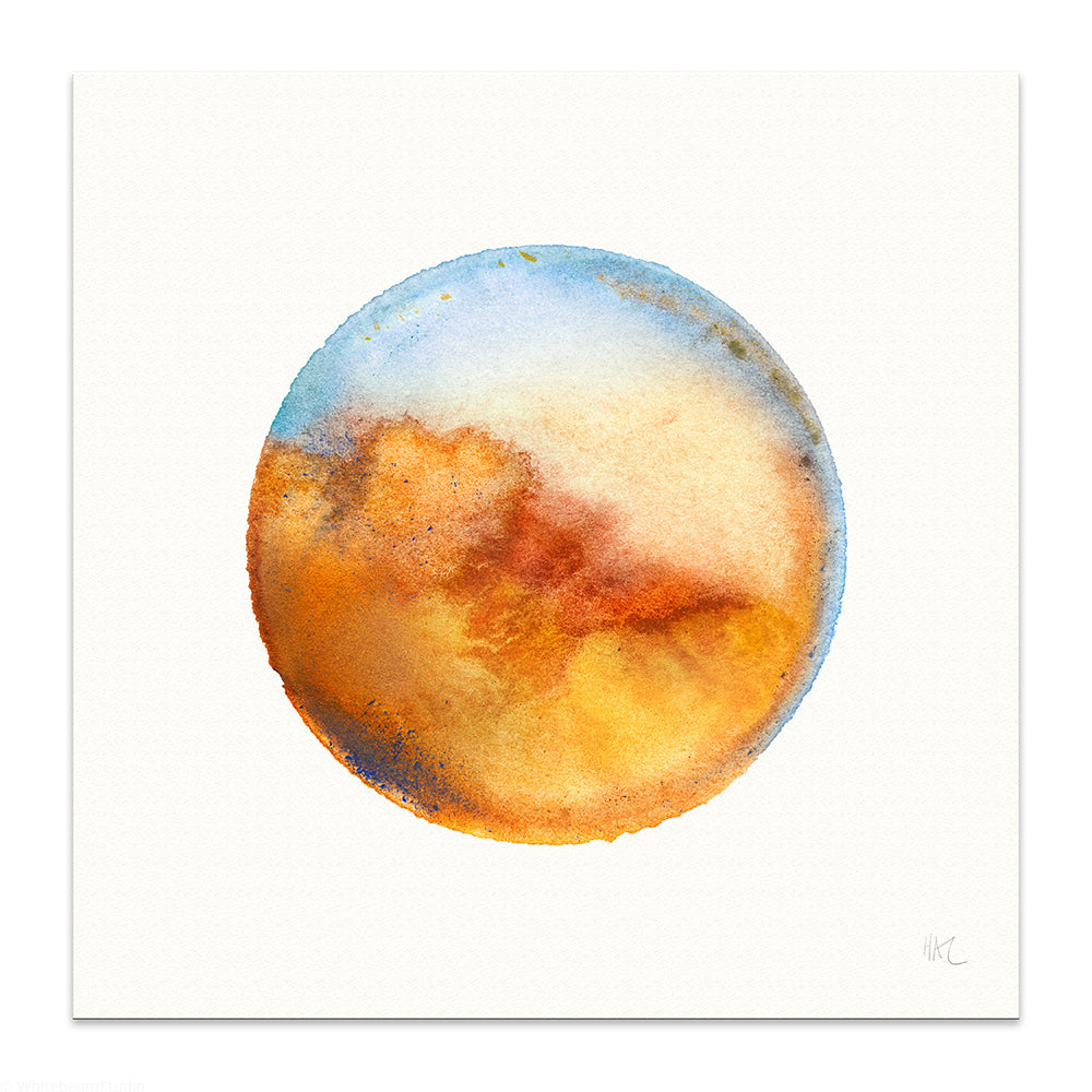 ECLIPSE 3|XIII limited edition print