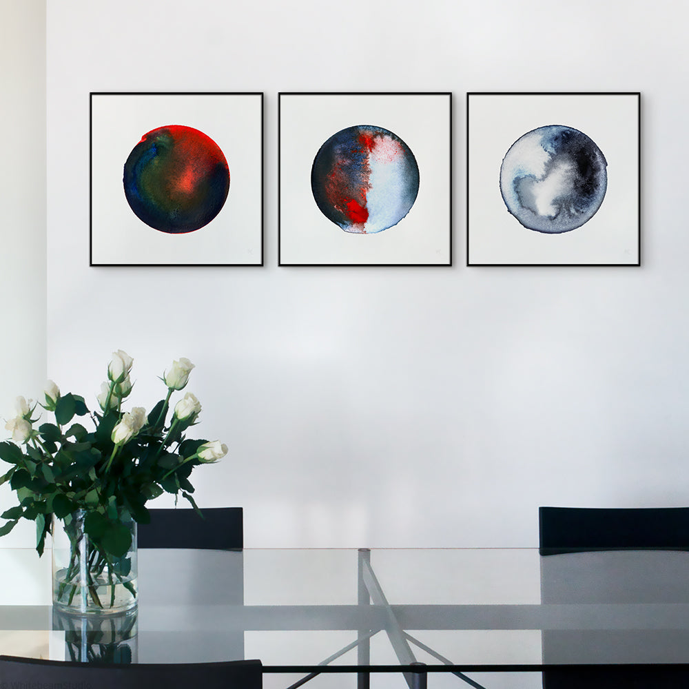 ECLIPSE 1|VIII limited edition print