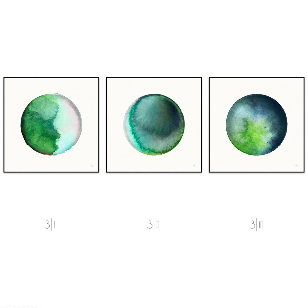ECLIPSE Green Earth Set