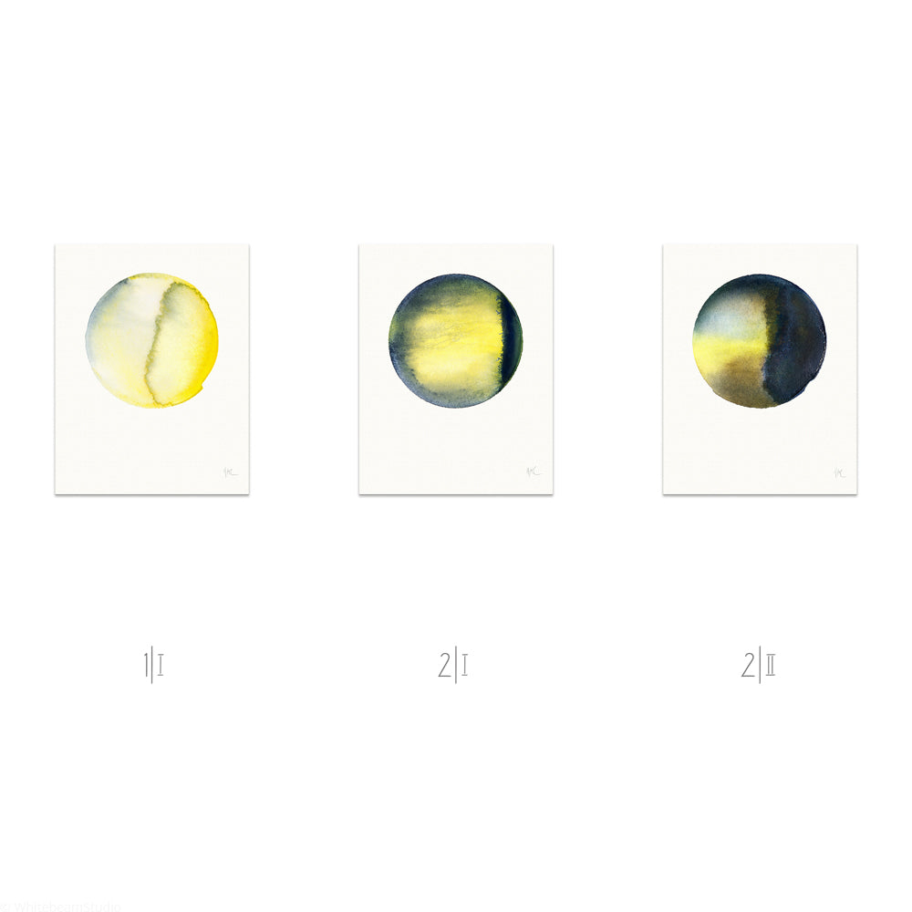 ECLIPSE Lead Yellow Set