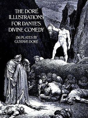 Doré Illustrations for Dante's Divine Comedy