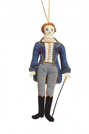 Mr. Knightley Ornament