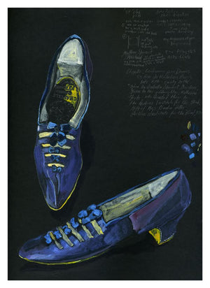 Charmaine Wheatley: The Impossible Shoes Print