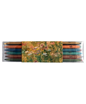 Poppies Colored Pencil Set