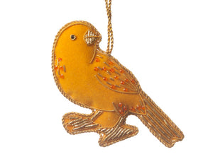 Whistler Canary Ornament