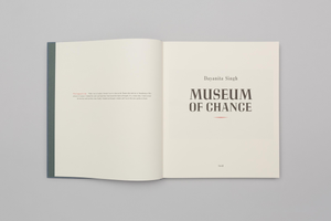 Dayanita Singh: Museum of Chance