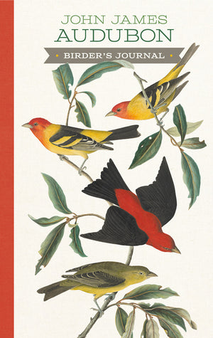 Audubon Birder's Journal