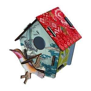 Takeoff Decorative Birdhouse