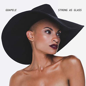 Goapele: Strong as Glass CD