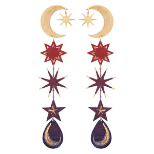 Magic Hour Earrings