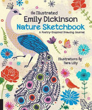 Illustrated Emily Dickinson Nature Sketchbook