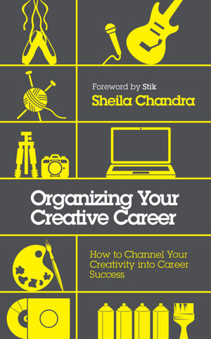 Organizing Your Creative Career