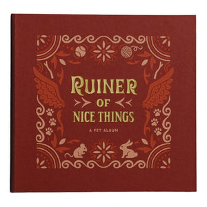 Ruiner of Nice Things Photo Album