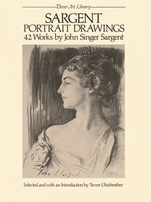 Sargent Portrait Drawings