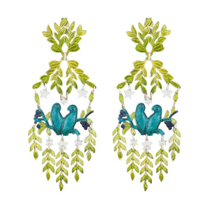Paradise Lost Earrings