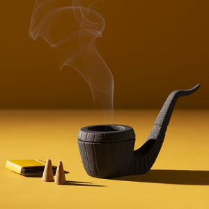 Pipe Incense Holder