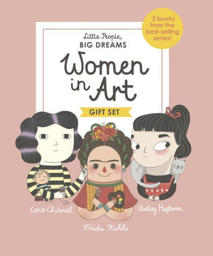 Women in Art Gift Set
