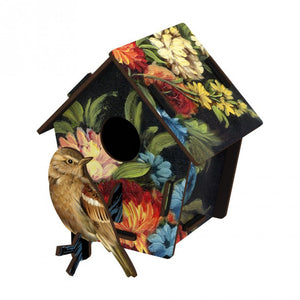Coup de Theatre Decorative Birdhouse