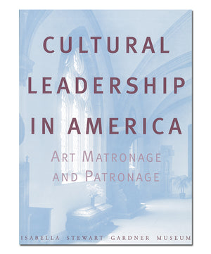 Cultural Leadership in America