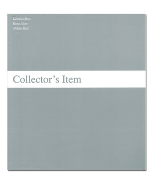 Melvin Moti: Collector's Item