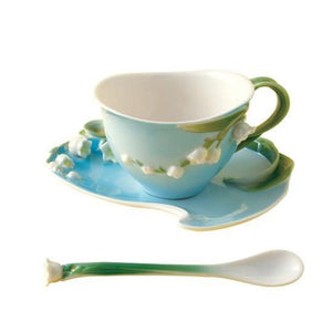 Lily of the Valley Tea Set
