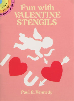 Fun with Valentine Stencils