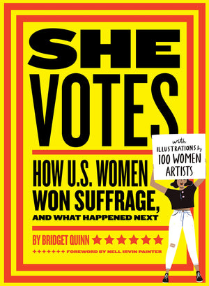 She Votes: How U.S. Women Won Suffrage