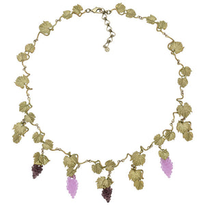 "Grapevine 18"" Contour Necklace"