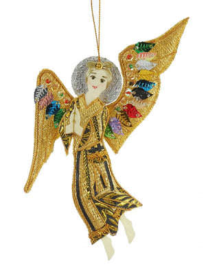 Saint Brides Angel Ornament