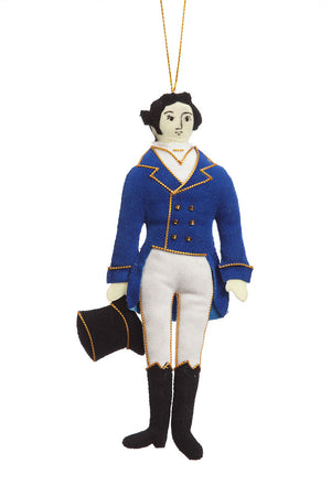 Mr. Darcy Ornament