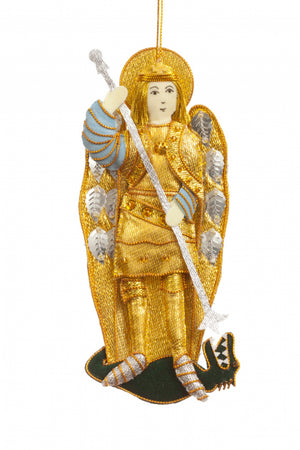 Saint Michael Archangel Ornament