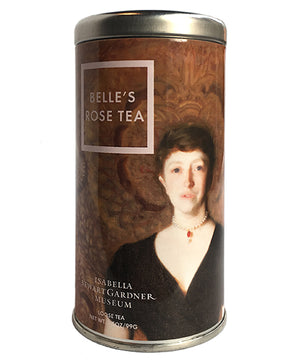 Belle's Rose Tea