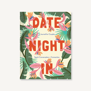 Date Night In: A Journal for Couples