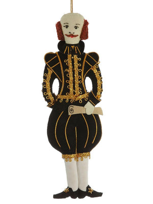 Shakespeare Ornament
