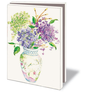 Bouquets Note Card Set