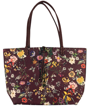 Reversible Flower Tote