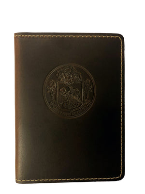 Gardner Crest Passport Case