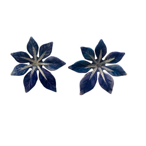 Mini Blue Laila Earrings