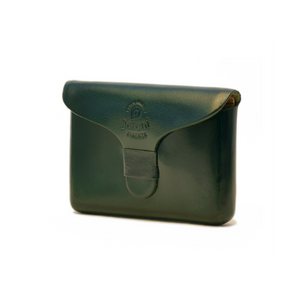 Business Card Holder Green
