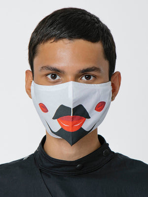Poll Face Mask