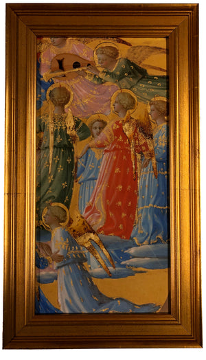 Fra Angelico - Assumption Triptych, Right