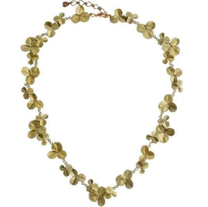 Clover Contour Necklace