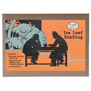 Tea Leaf Reading Kit Envelope