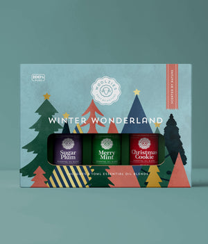 Winter Wonderland Essential Oil Collection