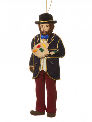 Cézanne Ornament