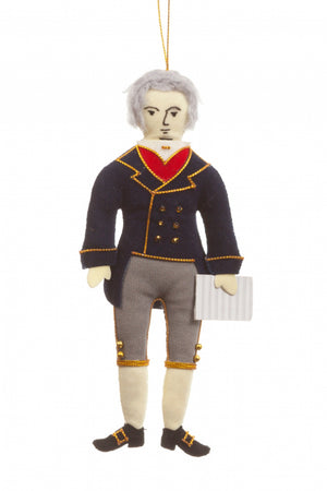 Beethoven Ornament