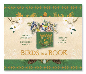 Birds in a Book (A Bouquet in a Book)