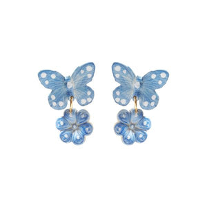 Butterfly Meadow Earrings