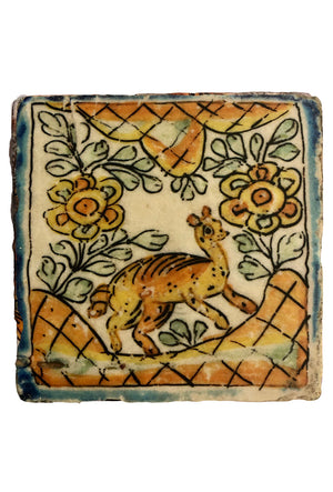 Deer Mexican Coaster